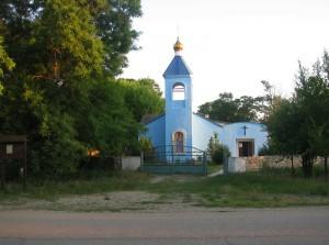 храм в Ленинском