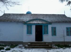 храм свт. Николая с. Глазовка
