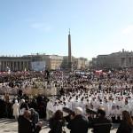 Интронизация Папы Франциска